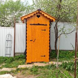 Туалетные домики